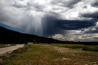 Stormy Sky I, Yellowstone, 2010
