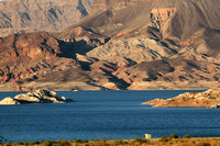 Lake Mead and Walker Lake