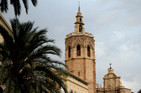 Valencia Cathedral Belltower
